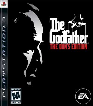 PS3-The Godfather