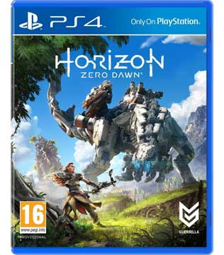 PS4-Horizon Zero Dawn