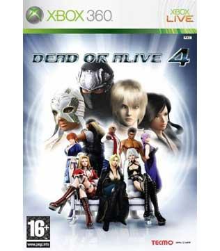 Xbox 360-Dead or Alive 4