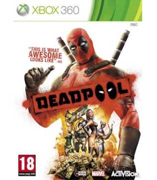 Xbox 360-Deadpool