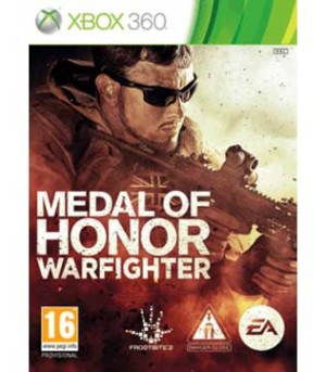Xbox 360-Medal of Honor Warfighter