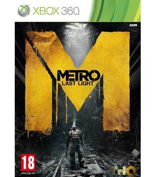 Xbox 360-Metro Last Light