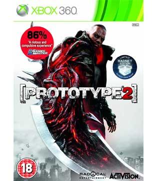 Xbox 360-Prototype 2