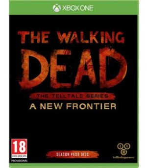 Xbox One-The Walking Dead The Telltale Series A New Frontier