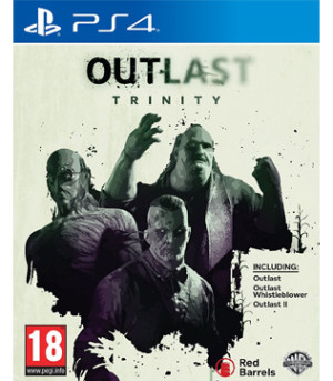 PS4-Outlast Trinity