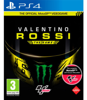 PS4-Valentino Rossi The Game
