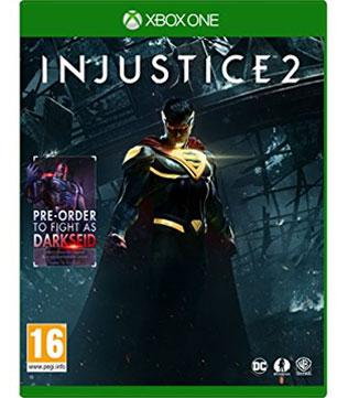 Xbox One-Injustice 2