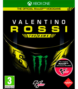 Xbox One-Valentino Rossi The Game