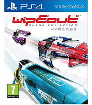 PS4-Wipeout Omega Collection
