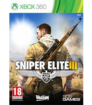 Xbox 360-Sniper Elite III