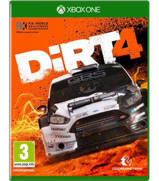 Xbox One-Dirt 4