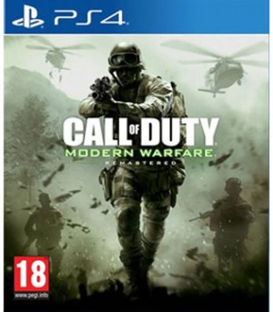 PS4-Call of Duty Modern Warfare Remastered