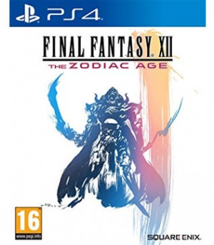 PS4-Final Fantasy XII The Zodiac Age