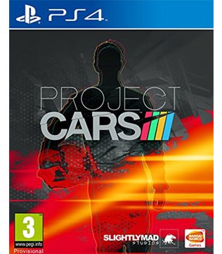 PS4-Project Cars