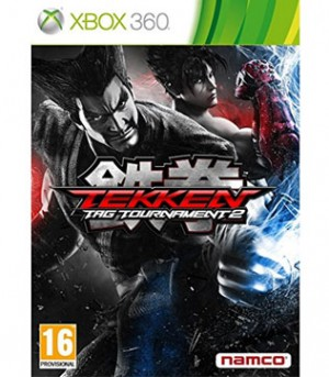 Xbox 360-Tekken Tag Tournament 2