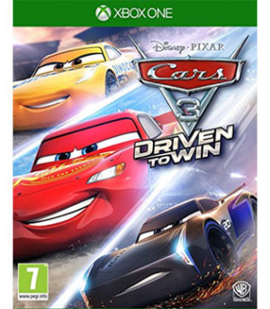 Xbox One-Cars 3 Driven to Win