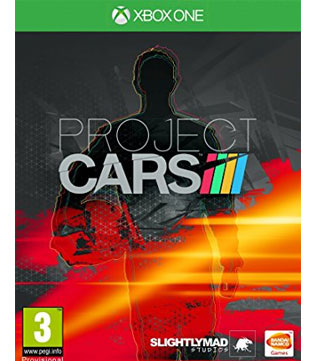 Xbox One-Project Cars