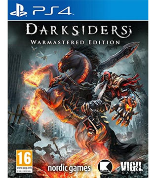 PS4-Darksiders Warmastered Edition