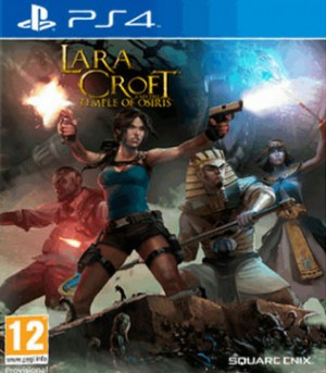 PS4-Lara Croft and the Temple of Osiris