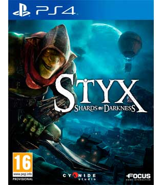 PS4-Styx Shards of Darkness