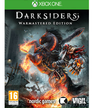 Xbox One-Darksiders Warmastered Edition
