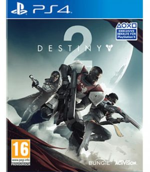 PS4-Destiny 2