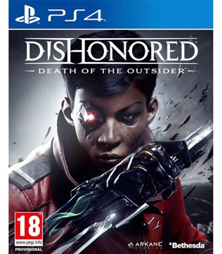 PS4-Dishonored Death of the Outsider