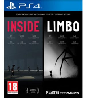 PS4-Inside Limbo Double Pack