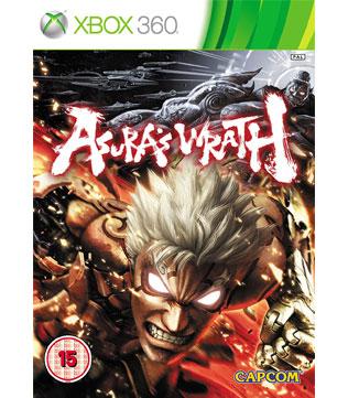 Xbox 360-Asuras Wrath