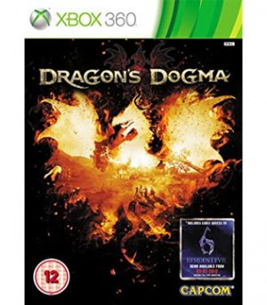 Xbox 360-Dragons Dogma