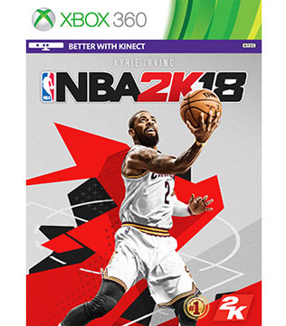 Xbox 360-NBA 2K18