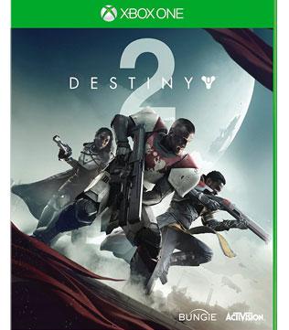 Xbox One-Destiny 2