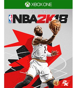 Xbox One-NBA 2K18