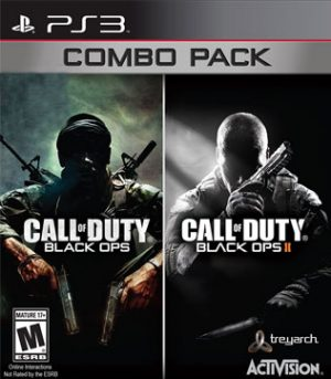 PS3-Call of Duty Black Ops 1 & 2 Combo