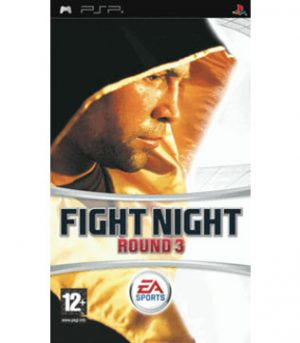 PS3-EA Sports Fight Night Round 3