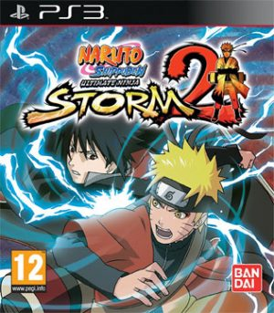 PS3-Naruto Shippuden Ultimate Ninja Storm 2