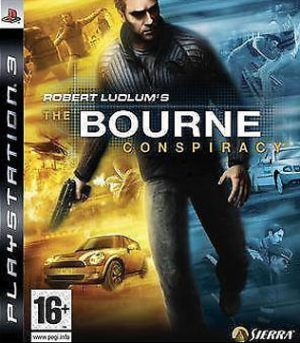 PS3-The Bourne Conspiracy