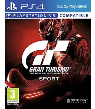 PS4-Gran Turismo Sport
