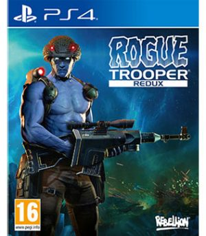 PS4-Rogue Trooper Redux