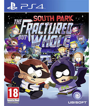 PS4-South Park The Fractured But Whole