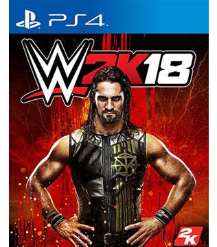 PS4-WWE 2K18