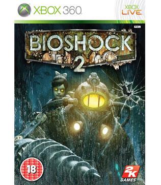 Xbox 360-Bioshock 2