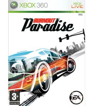 Xbox 360-Burnout Paradise
