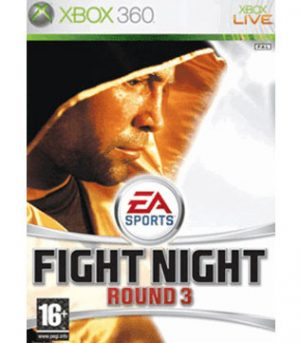 Xbox 360-EA Sports Fight Night round 3