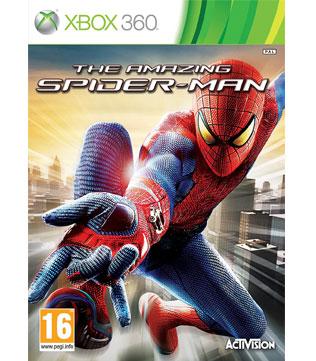 Xbox 360-The Amazing Spider-Man