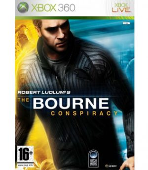 Xbox 360-The Bourne Conspiracy