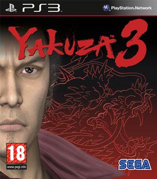 PS3-Yakuza 3