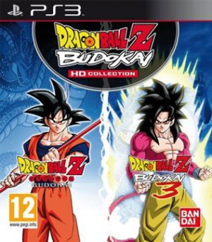 PS3-Dragonball Z Budokai HD collection