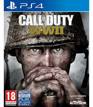 PS4-Call Of Duty WWII