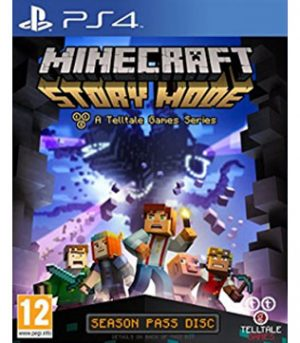 PS4-Minecraft-Story-Mode